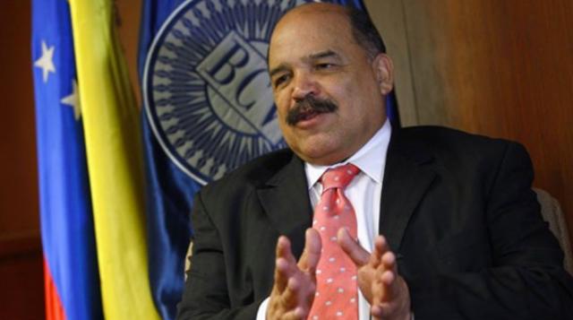 Merentes es calificado como peor presidente de Banco Central del Mundo